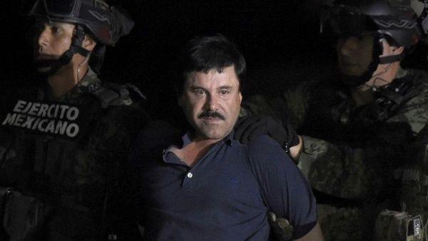 """Juicio contra """"El Chapo"""" iniciará este lunes en Estados Unidos"""