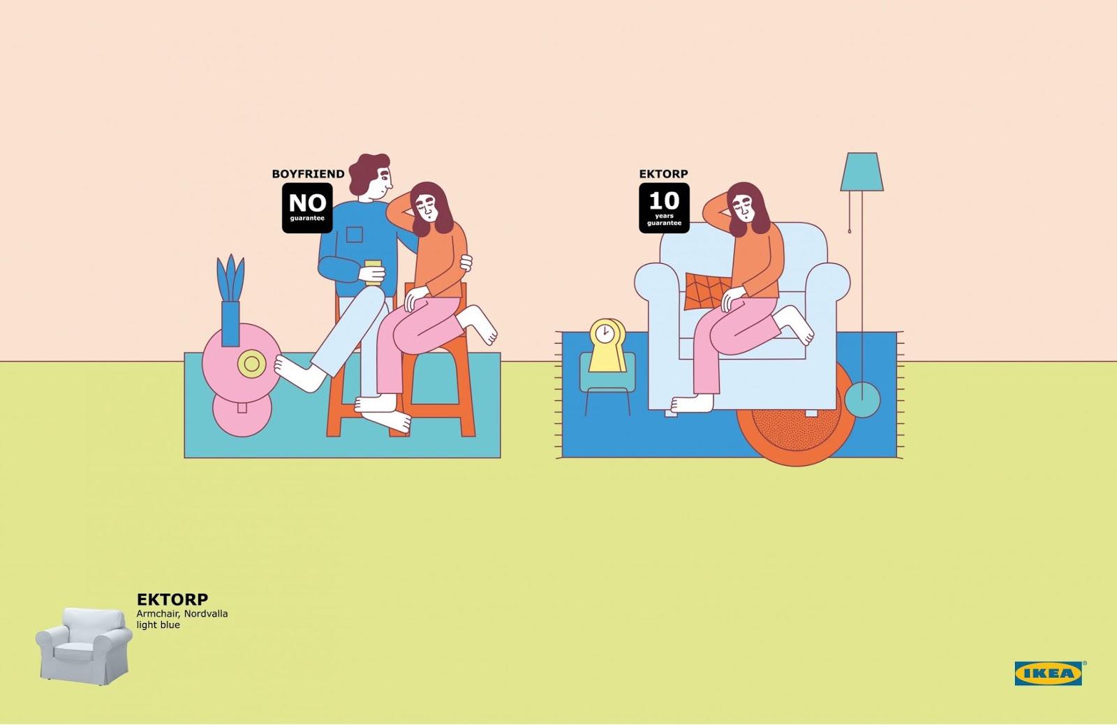 varietats ikea advertising. Black Bedroom Furniture Sets. Home Design Ideas