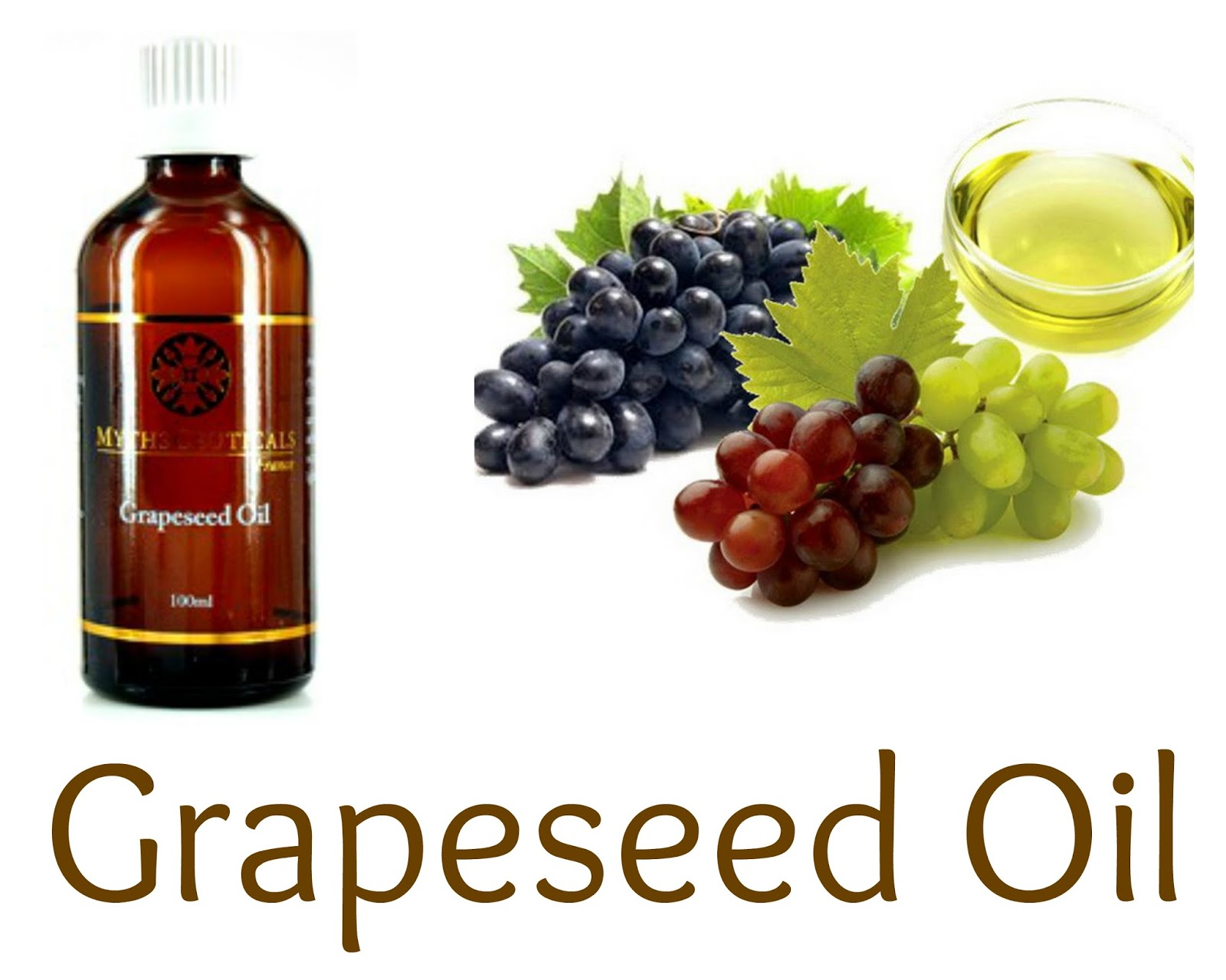 Click here to buy  MythsCeuticals Grapeseed oil, a light oil perfect for naturals with low porosity hair