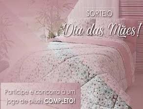Promoção Bella Enxovais Dia das Mães 2019 - Concorra Jogo Plush Coleção 2019