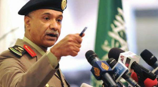اللواء منصور التركي في وداع مؤثر بعد  تقاعده