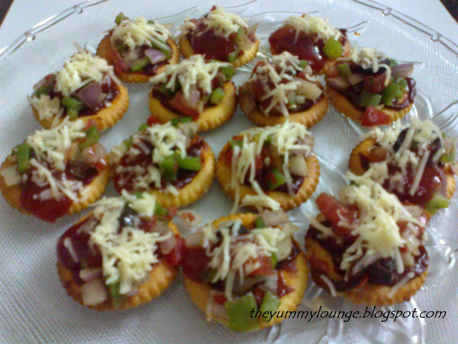 Monaco Biscuit Pizza Recipe