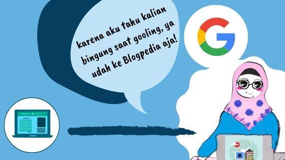 blogspedia membantumu tanpa googling