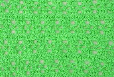 4 - Crochet Imagen Puntada a crochet combinación de puntos  facil y rapida Majovel Crochet
