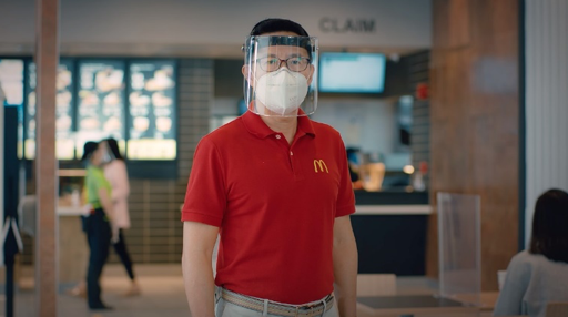 Kenneth Yang of McDonald's Philippines