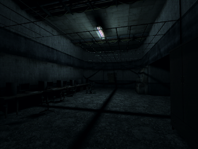 Screenshot  Slenderman's Shadow - Sanatorium