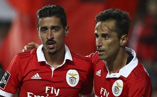 Benfica Jonas André Almeida