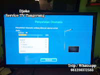 service tv panggilan curug tangerang
