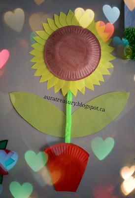 DIY Paper Plate Craft