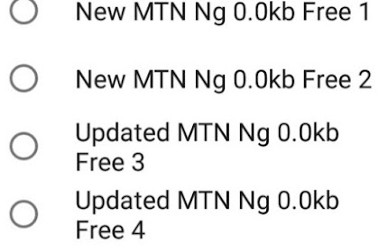Unlimited Capped Free Browsing for MTN Users 2020 - Free Browsing Idea
