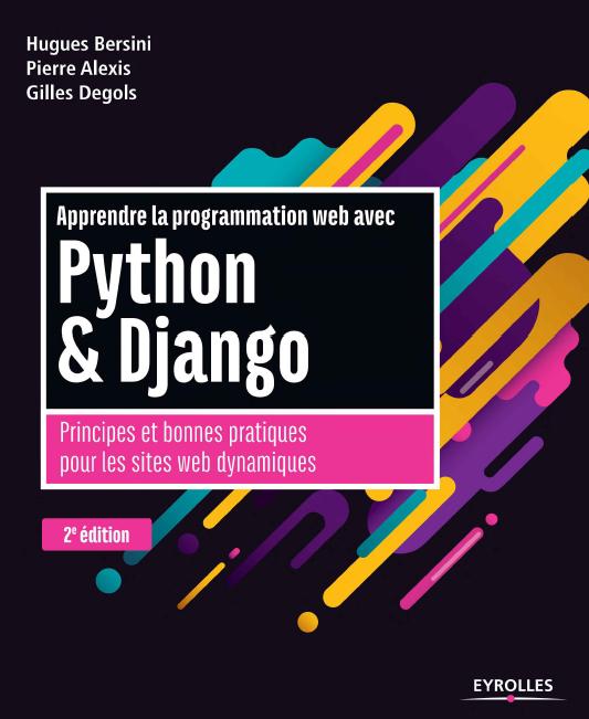 Télécharger Apprendre la programmation web avec Python et Django pdf Gratuitmenet