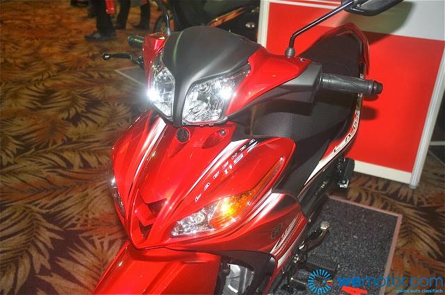 Yamaha Lagenda 115Z Fuel Injection 2014 Di Lancarkan - Canggih & Bergaya