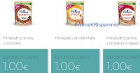 Logo Buoni sconto Fitness Granola : stampali ora !