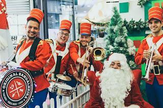 Parada de Natal | Barreiro