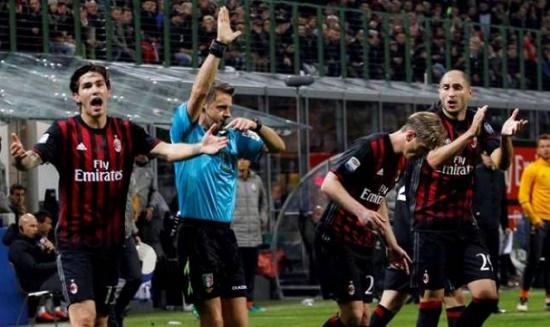 Juventus Tak Terima Perlakuan Wasit ini