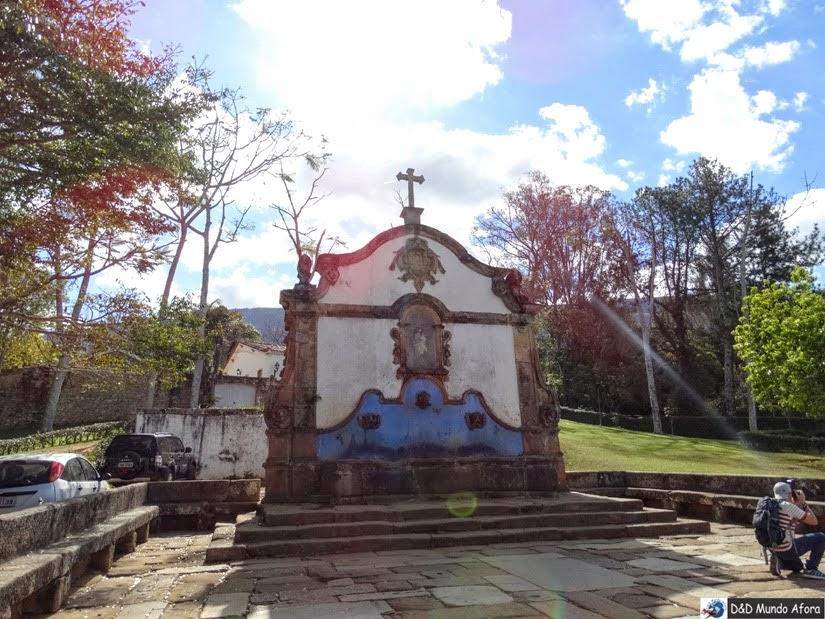 O que fazer em Tiradentes - Minas Gerais - Chafariz de São José