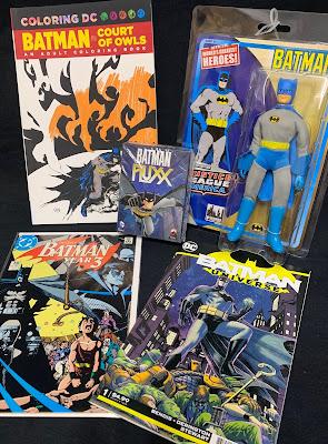 Free Batman Comic Books on Saturday