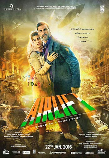 Airlift 2016 Hindi Movie Download
