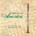 Disco de Luis Rossi con obras de compositores latinoamericanos. Música latina para clarinete y piano. Comunidad Clariperu.