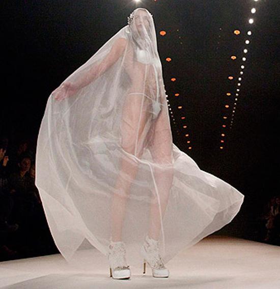 Kaviar Gauche G-String Wedding Gown