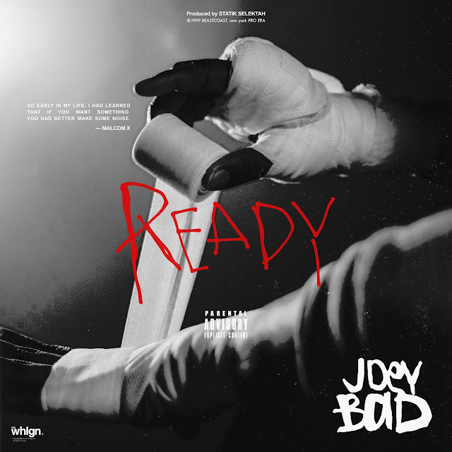 Joey Bada$$ – Ready