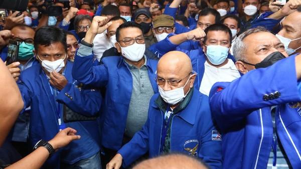 Kemenkumham Umumkan Soal Demokrat Hari Ini, Kubu Moeldoko Lapang Dada