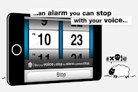 Stop Alarm Beep by Voice: iPhone Apps