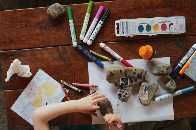 Learn and do art activities for young children