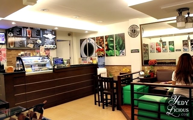 Interior of Roots and Herb Coffee Shop Restaurant Antipolo / Antipolo Food Trip Blog