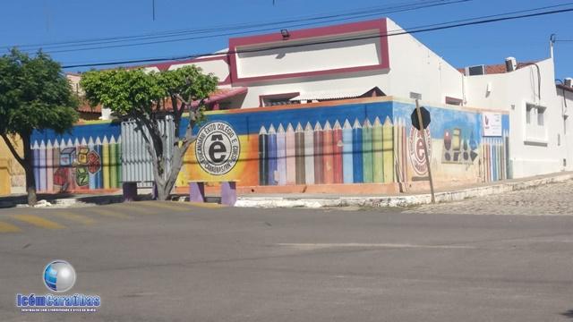 Educandário Êxito em Caraúbas convida pais e responsáveis para aula inaugural