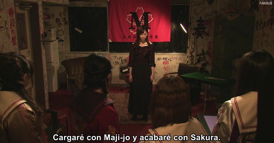 [Drama] Majisuka Gakuen 4 - Capítulo 8 (Sub Español