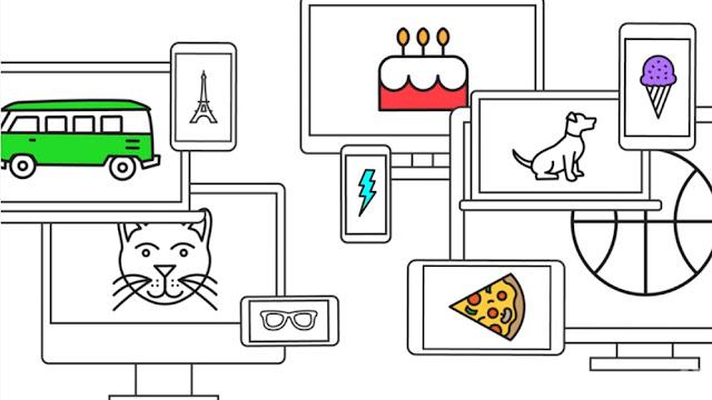 Google presenta AutoDraw una app que convierte garabatos en dibujos mas realistas