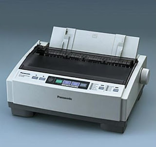 Tips Memilih Printer Terbaik - Panasonic KX-P3196 Dot Matrix