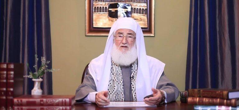 Innalillahi, Syaikh Muhammad 'Ali AshShabuni Wafat