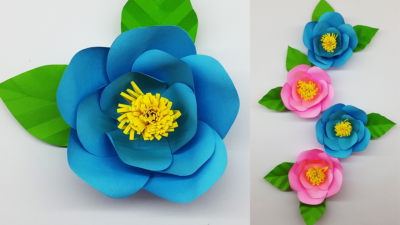 Incredible Origami Lotus Flower - Instructions & Video Tutorial ...   720x1280