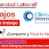 Oportunidades de Trabajo CLINICA INTERNACIONAL : Convocatoria de Empleo