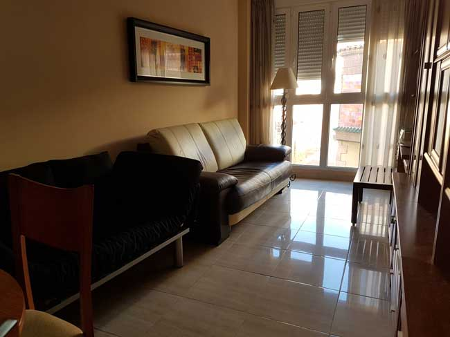 piso en venta avenida almazora castellon salon