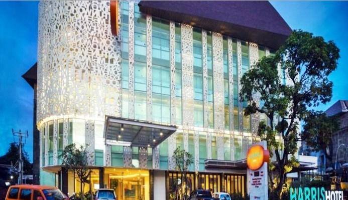 HARRIS Hotel Raya Kuta Bali Adalah Bintang 4 Modern Yang Menawarkan Pengalaman Dengan Gaya Hidup Sehat Dilengkapi Fasilitas Dirancang