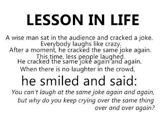 Lesson in life - ygoel.com