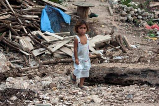 El 2020 finalizará con casi 63% de la infancia en situación de pobreza en la Argentina