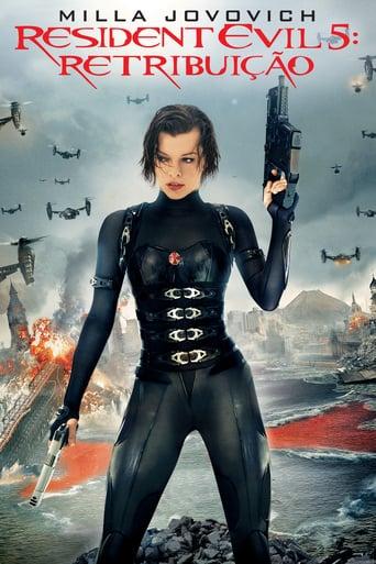 Resident Evil 5: Retribuição (2012) Download