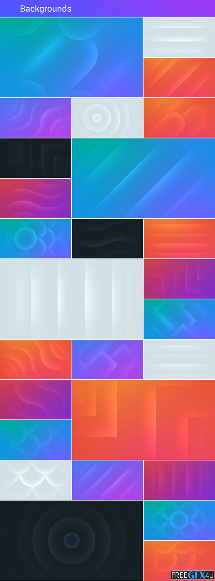Wave Motion Graphics Broadcast Pack