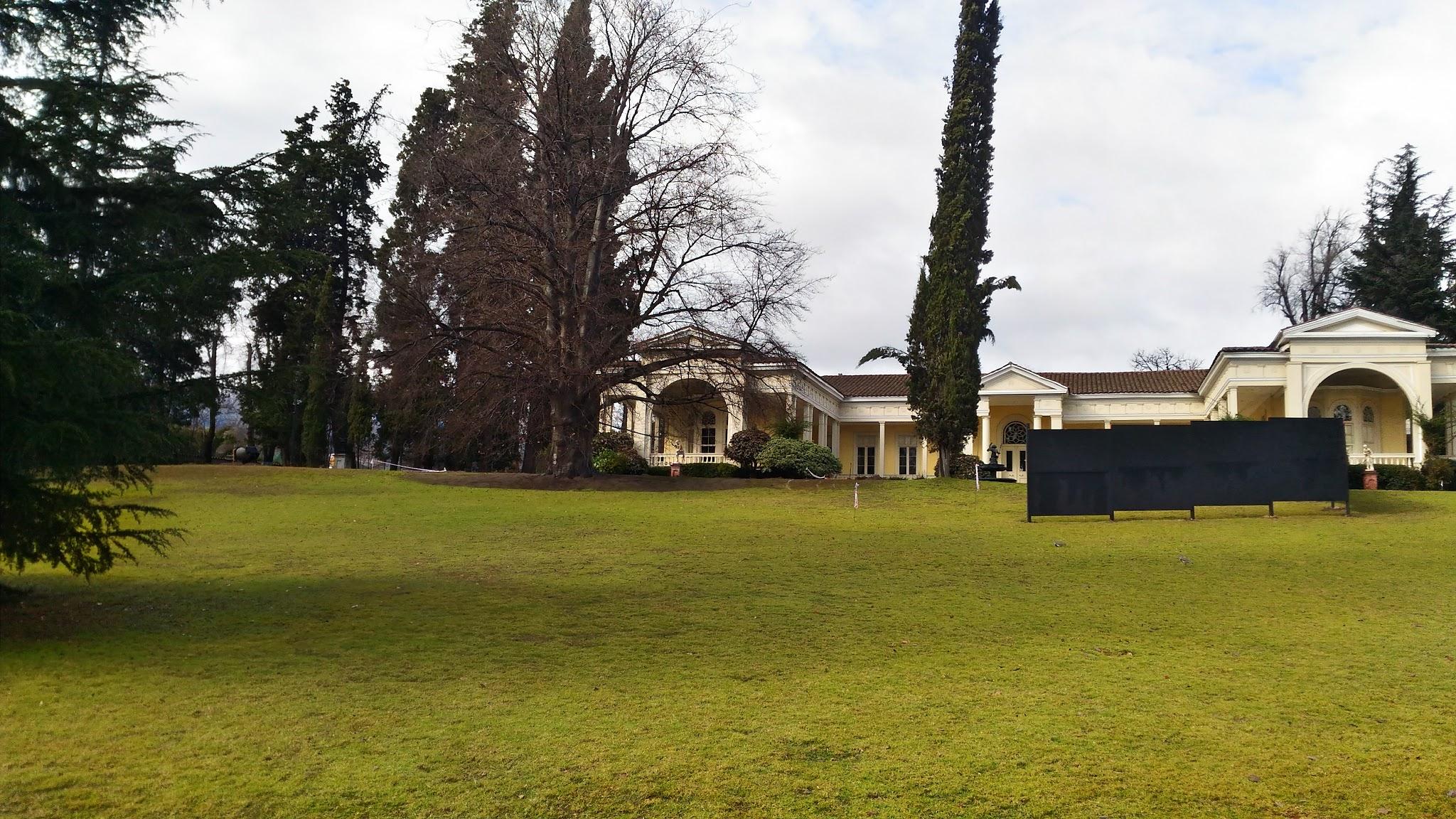 mansão dos Guilisasti concha y toro