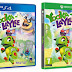 Yooka-Laylee - Il  sortira sur PS4 et Xbox One le 11 Avril 2017