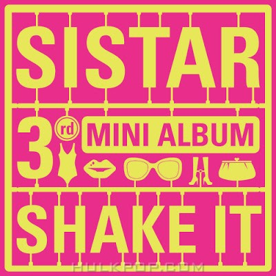 SISTAR – SHAKE IT – EP (FLAC + ITUNES PLUS AAC M4A)
