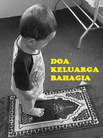 Doa untuk keluarga bahagia
