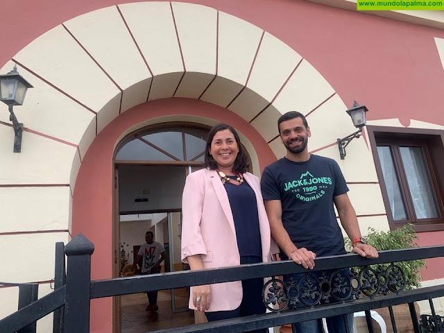 El Centro de Mayores de Villa de Mazo cuenta con una nueva directora tras casi un año y medio sin dirección