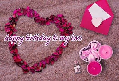 birthday wishes images for love