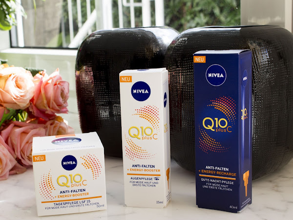 Nivea // Q10 plus C Anti-Falten + Energy Booster