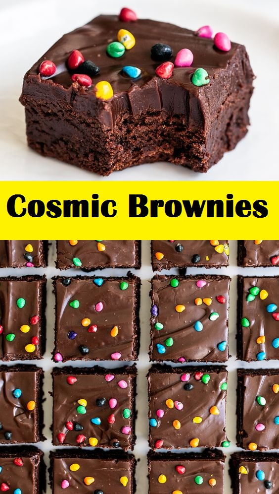 Cosmic Brownies